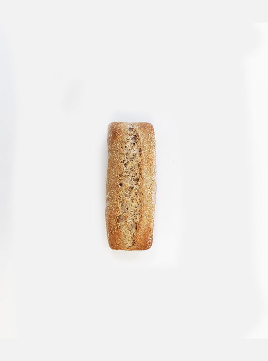 BROWN WHEAT ROLL 60 51%